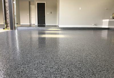 Classic-epoxy-garage-floor-marble-flower-mound-2
